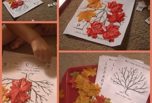 Fall: Pre-K Activities, books and crafts / Fall Pre-K Activities books and crafts.