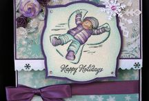 SUGAR NELLIE CARDS AND STAMPS