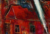 Chagall Love