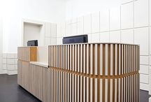 PPS - Medical Practice in Berlin / Renovation, alteration and interior design of a general medical practice in Berlin-Wilmersdorf.