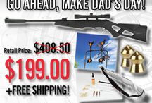 Promotions & Sales / by Gamo Outdoor USA