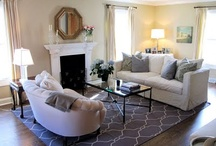 Living room / by Peyton Cheely Edwards