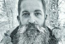 Snow beards