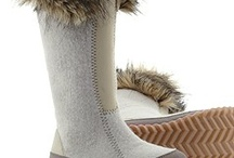 Sorel + Sundance = Solemates! / Sweet and chic, protect my feet..