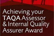 Teaching, assessing & IQA