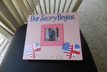Liz's Bridal Shower Book / Shower gift for Liz / by Theresa Mittan