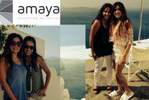 Amaya Memories / Amaya bonds, friends, people and feelings