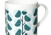 Retro Designs - Textile and Ceramics / Awesome retro prints