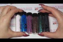 Magpie Glitter / My favourite Nail Glitter
