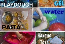School Playdoh & Sensory / by Holly DeYoung