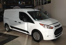 Ford Transit Connect / Ford Transit Connect vehicles
