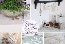 jeanne d'arc living / decoration