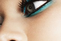 appetite for make-up and hair / make-up and hair shoot inspo