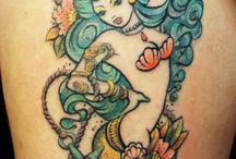Coloredtattoo
