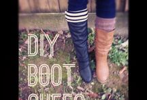 CLOTHING DIY: Legwear