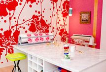 Sewing Rooms I Crave!