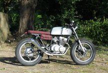 Min motorcykel