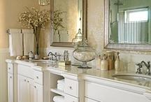 Bathroom ideas / by Tracey Daniels