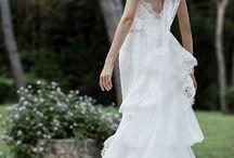 Свадебные платья Вдохновение