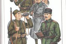Balkan war army
