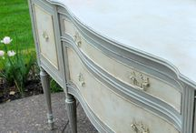 Regency sideboards
