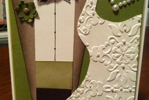 Cards-Wedding / by Dolly Hess