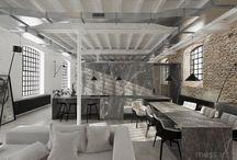 loft, mess architects / loft, mess architects