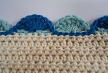 free crochet edgings