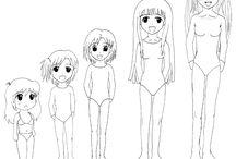Dessin  / Tuto mangas et dessin très utile pour apprendre a dessiner !