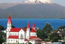 Puerto Varas y Bariloche
