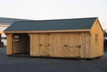 Horse Barns / 0