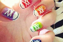 Nail Designs / by McKenzie Martin