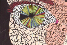 collage e mosaici