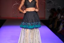 WIFW SS 14 Day 3 - Niket and Jainee / Niket and Jainee Spring/Summer 14