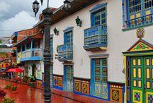 Viajar por Colombia