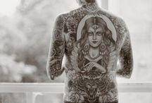 Tattoos / Trivial, but pretty!