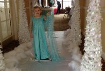 Frozen party / Callys 7th Bday party!