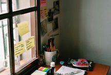studyblr / bullet journal; mind map; dicas de estudo e organização; mesas e elementos pra inspirar