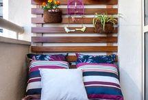 Balkóny a terasy inšpirácie