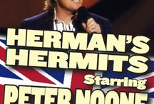 HERMAN'S HERMITS Starring PETER NOONE / Peter Noone and Herman's Hermits are the voice of a generation! Peter's extraordinary talent, charm and wit shine, and with gems like I'm Henry VIII, I Am, Mrs. Brown You've Got A Lovely Daughter, I'm Into Something Good, There's A Kind Of A Hush, and many more, this will be a concert event you'll never forget! www.thenewtontheatre.com