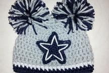 Crochet Sports Hats / by Trisha Salerno