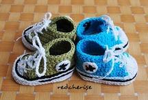 Crochet, Knit, Sew / by Paula Wolf