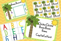 Letters and Sounds / Activities to practice the alphabet