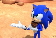 Sonic Boom TV Animation / Sonic Boom is airing on Cartoon Network in the US in Fall 2014.