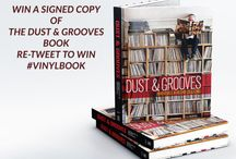 #Vinylbook Giveaway / Dust & Grooves is giving away a signed copy of Adventures in Record Collecting, the official book of Record Store Day 2014.   http://www.dustandgrooves.com/book/bookgiveaway/  #vinylbook