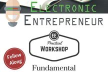 Electronic Entrepreneur / Online Marketing for the Electronic/ Digital Entrepreneur. Tips, Tools to use to get your website seen.