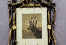 Black Forest Design / Wood carvings antler designs typical of the Black Forest region of Germany / by Valerie Burgess