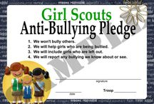 girl scouts / by Ashley Gillespie-Hughes