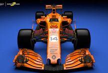 McLaren papaja