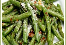 ~Roasted Green Beans~